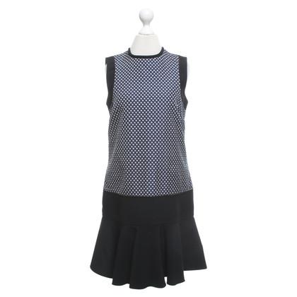 Victoria Beckham Dress in black / multicolor