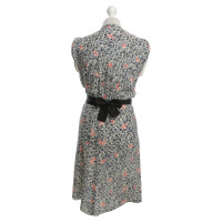 Balenciaga Dress with floral pattern
