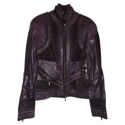 Just Cavalli Jacket Ledermix