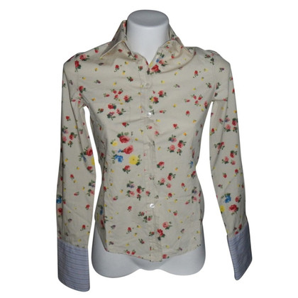 Paul Smith Bluse mit Blumenprint