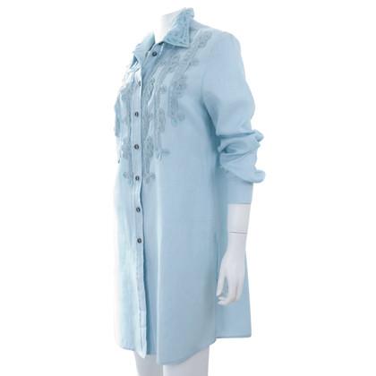 Rena Lange linen tunic