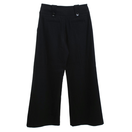 Burberry Wool trousers in black