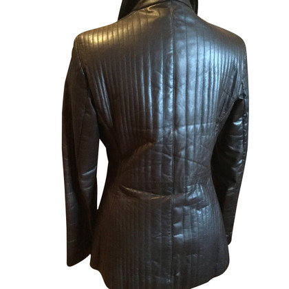 René Lezard giacca di pelle