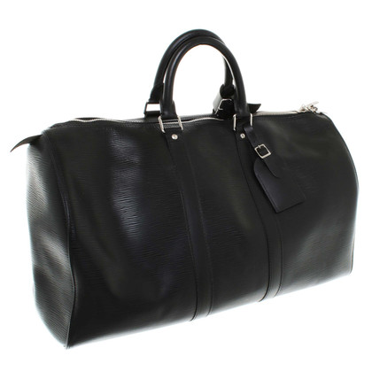 Louis Vuitton Weekender in black