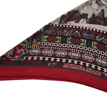 Hermès Multicoloured Scarf
