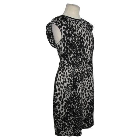 Calvin Klein Gemustertes Kleid Bunt / Muster