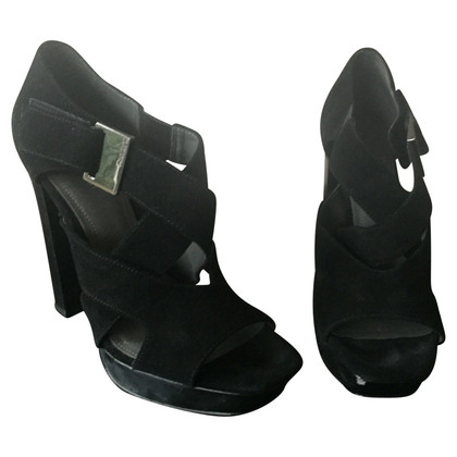 Calvin Klein Suede sandals