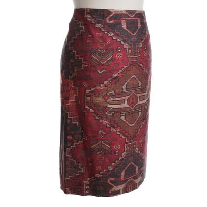 Tory Burch skirt pattern