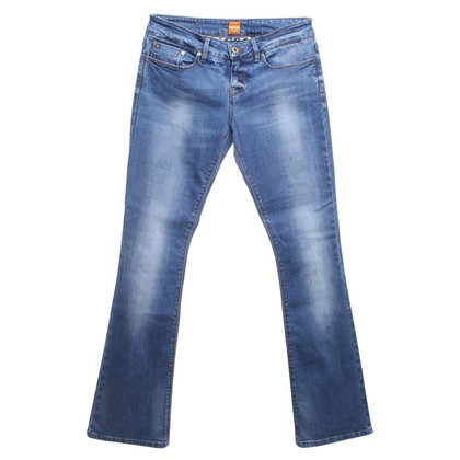 Boss Orange Jeans in light blue