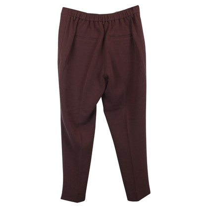 Day Birger & Mikkelsen trousers in Bordeaux
