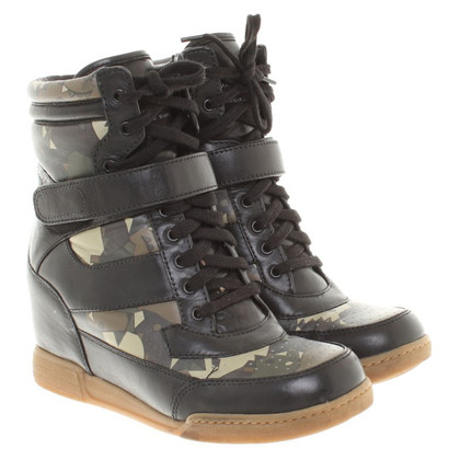 Marc by Marc Jacobs Sneaker with wedge heel