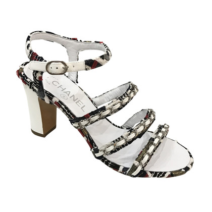 Chanel Chanel sandals 38