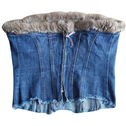 Paul Smith Jeans Bustier Oberteil