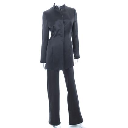 Armani Anzug aus Satin