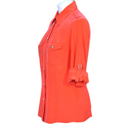 Karen Millen Orange shirt