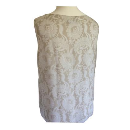 St. Emile Silk blouse floral