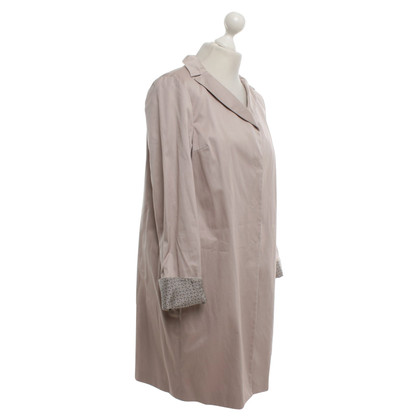 Fabiana Filippi Coat in rosé