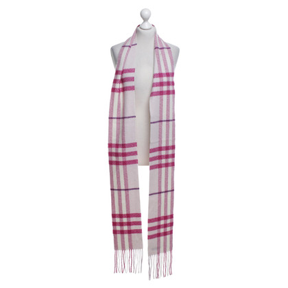 Burberry Scarf in tricolor