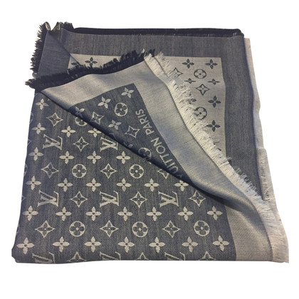Louis Vuitton Scialle LOUIS VUITTON denim