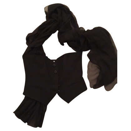Moschino Bustier Silk