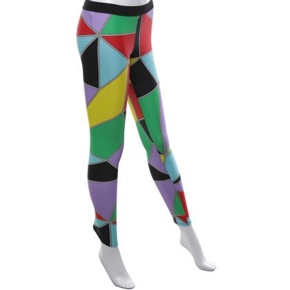 Fausto Puglisi Leggings in multicolor