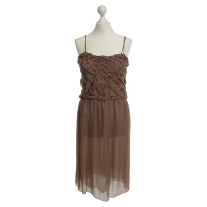 Bottega Veneta Dress in Brown