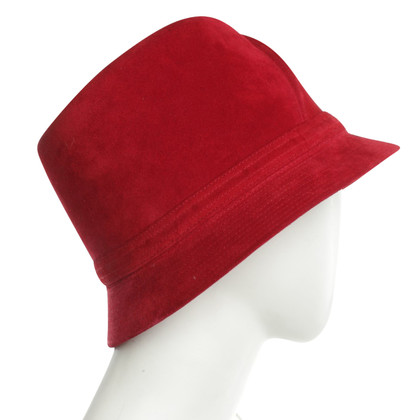 Burberry Cappello a Bordeaux