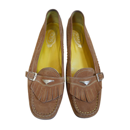 Tod's Loafer in suède
