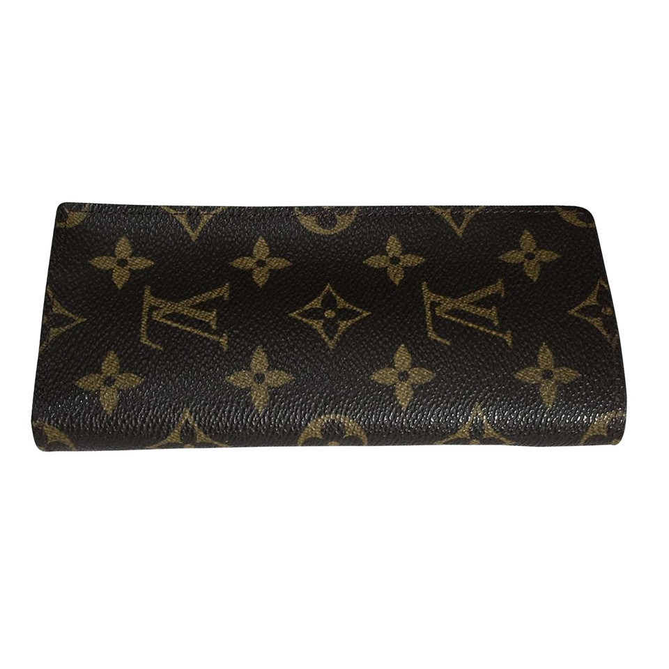 louis vuitton monogram brillen etui koop tweedehands. Black Bedroom Furniture Sets. Home Design Ideas