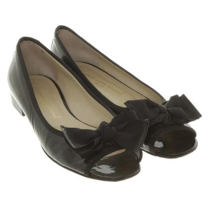 Konstantin Starke zwart Ballerina's