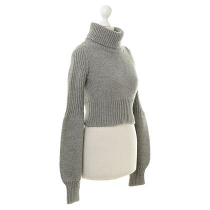 Richmond Pullover in Grau