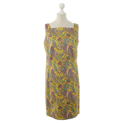 Ralph Lauren Paisley-print cotton dress