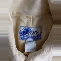 Kenzo Denim jacket with floral details