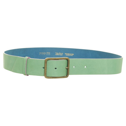 Patrizia Pepe Colorful leather belt