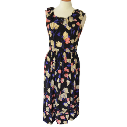 Prada Dress with a floral pattern