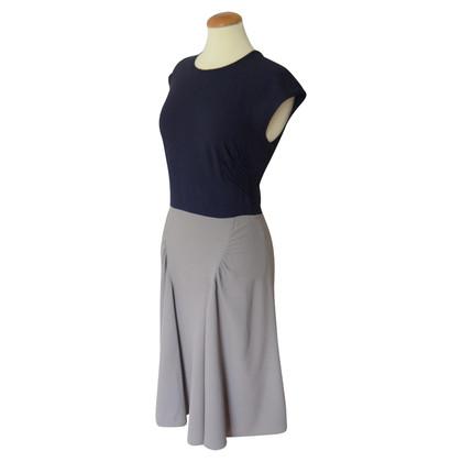 Prada Midi Color Block Dress