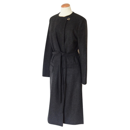 Bruuns Bazaar Coat with belt