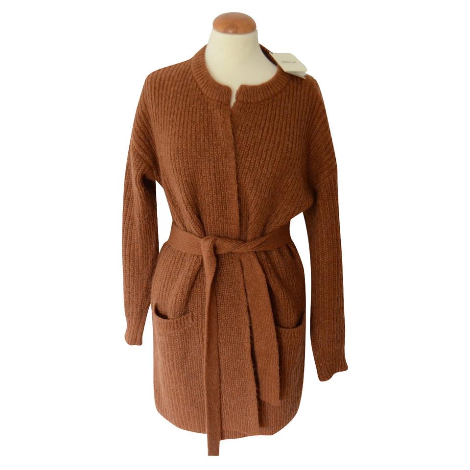 Gestuz brown Wrap Cardigan - Buy Second hand Gestuz brown Wrap ...