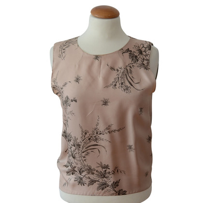 Prada top cashmere/silk