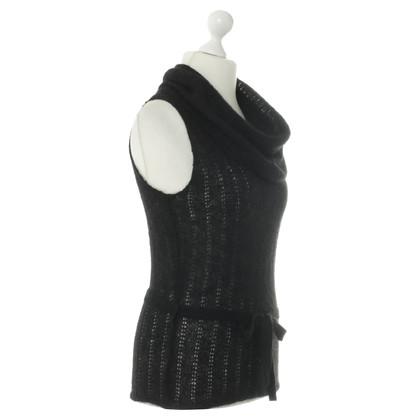 Bruuns Bazaar Rollkragenpullover mit kurzem Arm