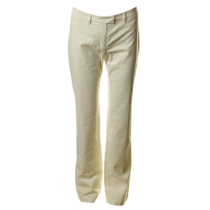 Paul & Joe Pantaloni in cotone con turchese