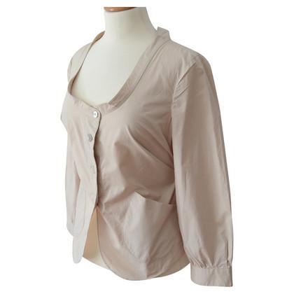 Marni Raffinierte Bluse mit Gürtel