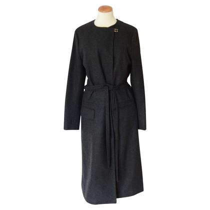 Bruuns Bazaar Manteau avec ceinture