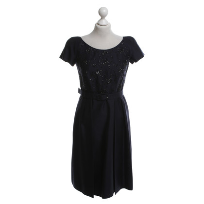 Prada Dress in dark blue