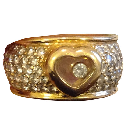 Chopard Ring Happy Diamonds