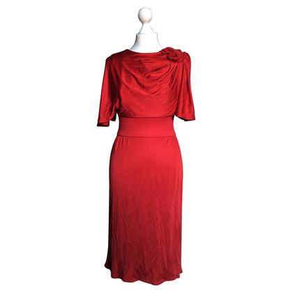 Issa Robe en soie avec dos ouvert