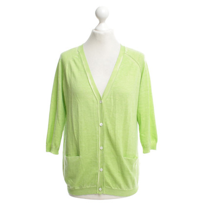 Allude Cardigan in green