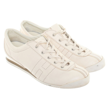 Hogan Sneakers in crema