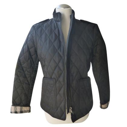 Burberry giacca trapuntata Brit