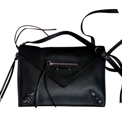 Balenciaga Zip carta intorno Crossbody Bag Triple